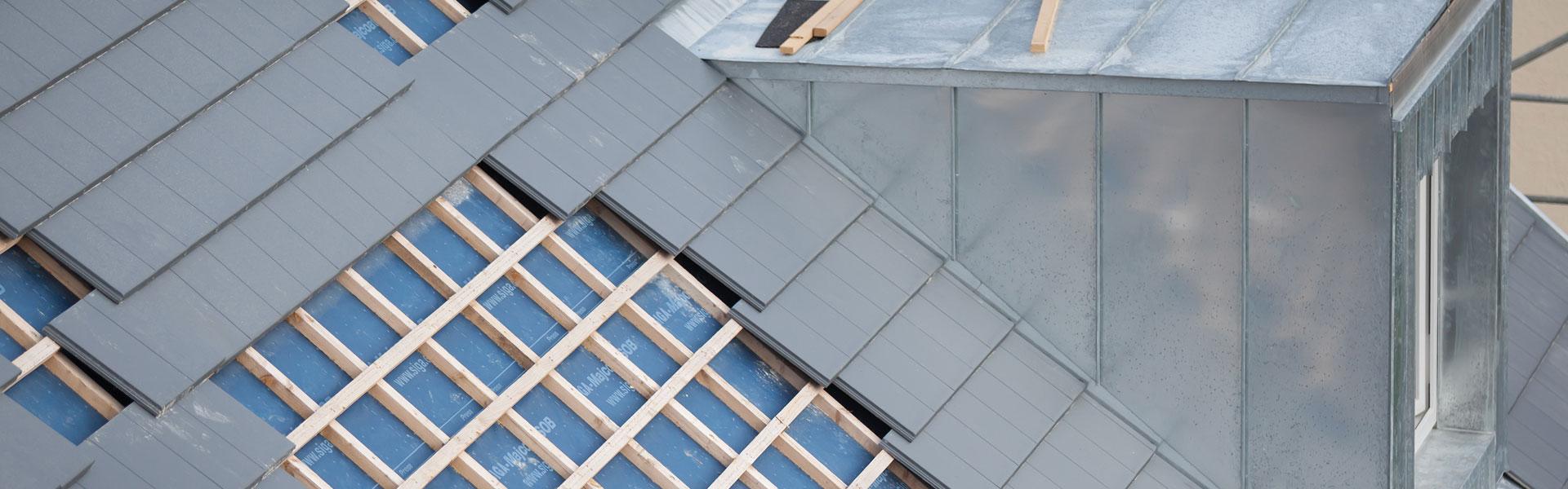 Sehr Dacheindeckung - joos-holzbau.de FC08